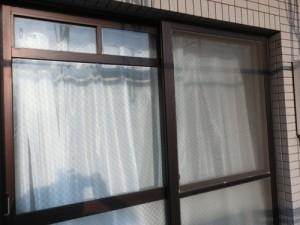 【ニトリ&無印良品】リネン遮光1級カーテン+ミラーレースカーテン4