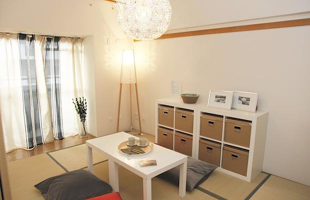 ダイニング 畳ダイニング 間取り : IKEA Small Apartment